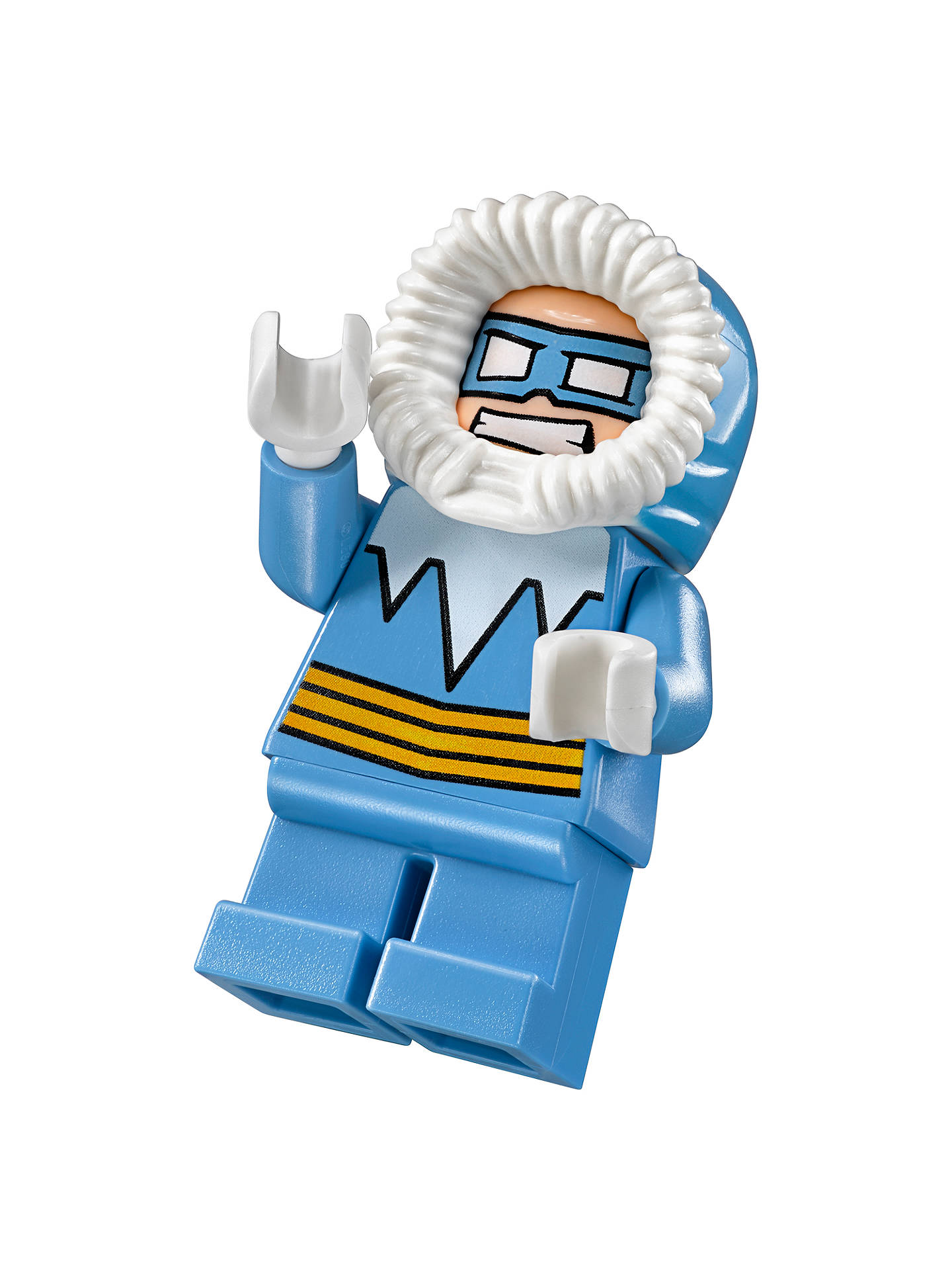 Lego Super Heroes 76063 Dc Comics Mighty Micros The Flash Vs Captain Cold At John Lewis Partners