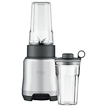 Buy Sage by Heston Blumenthal BPB550BA the Boss To Go Blender Online at johnlewis.com
