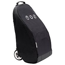 Buy Bugaboo Bee Compact Transport Bag, Black Online at johnlewis.com