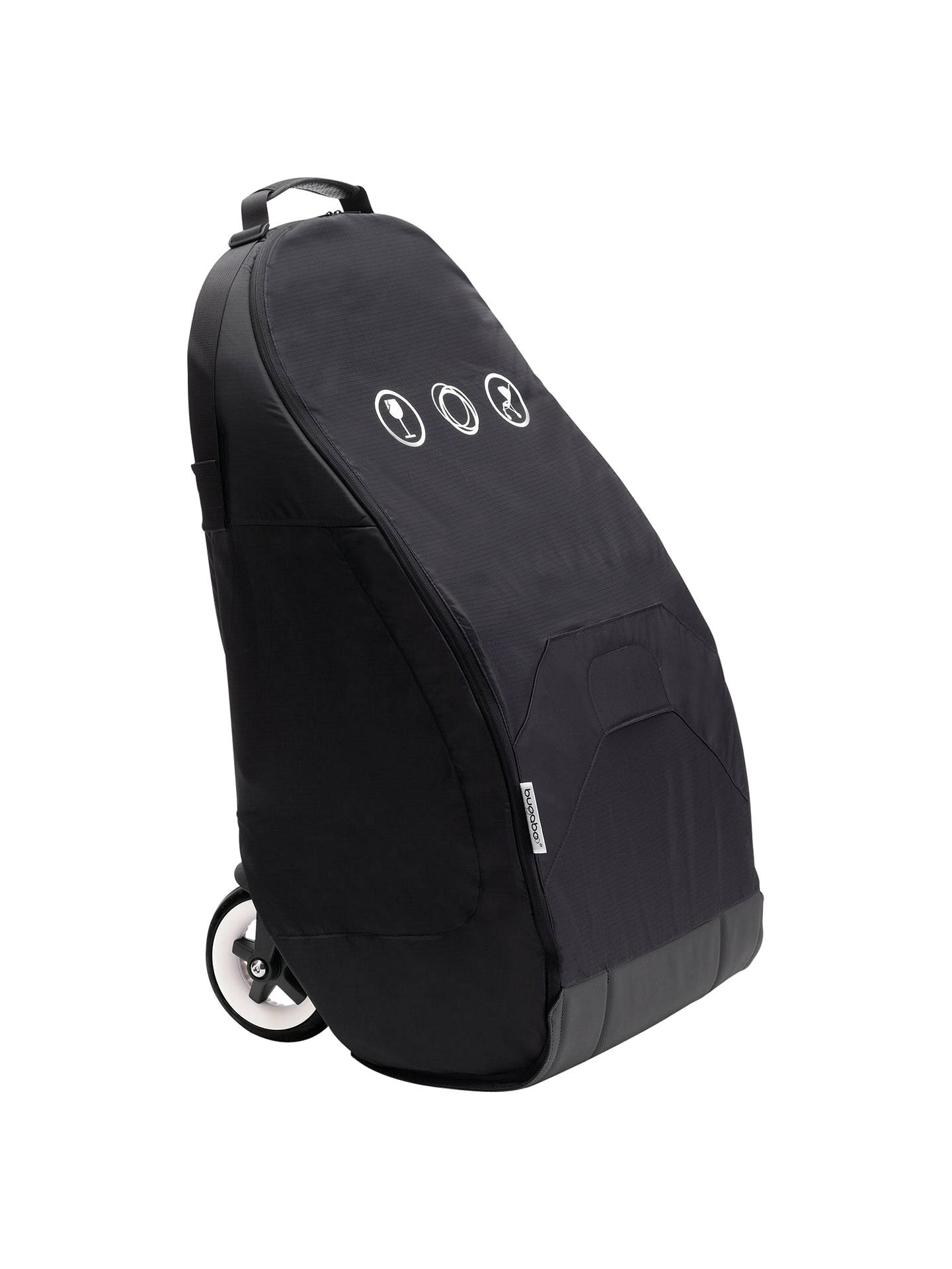 Bugaboo Bee5 Compact Transport Bag, Black
