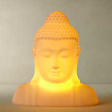 Buy John Lewis Buddha LED Colour Changing Outdoor Light Online at johnlewis.com
