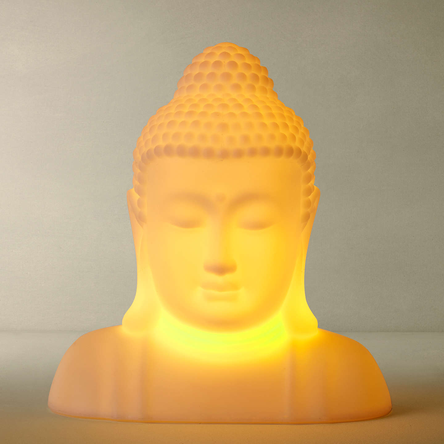 John lewis buddha led colour changing outdoor light at john lewis buyjohn lewis buddha led colour changing outdoor light online at johnlewis mozeypictures Image collections