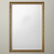 Buy John Lewis Elizabeth Gold Wall Mirror Online at johnlewis.com
