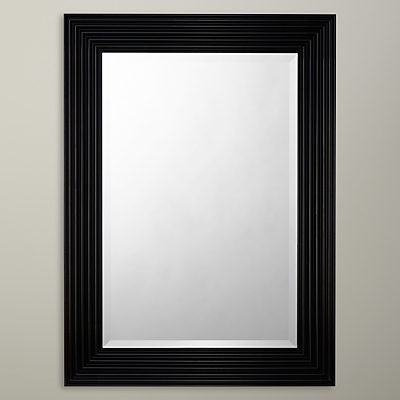 John Lewis High Gloss Wall Mirror