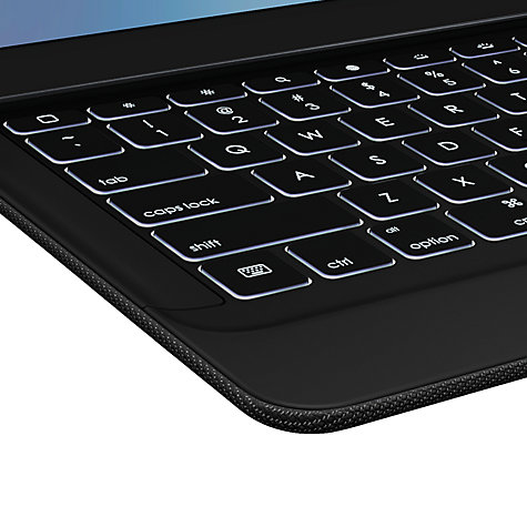 "Buy Logitech Create Backlit Keyboard Case for iPad Pro 12.9"" (1st Gen) Online at johnlewis.com"