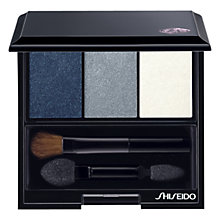 Buy Shiseido Luminising Satin Eyeshadow Trio, Snow Shadow Online at johnlewis.com