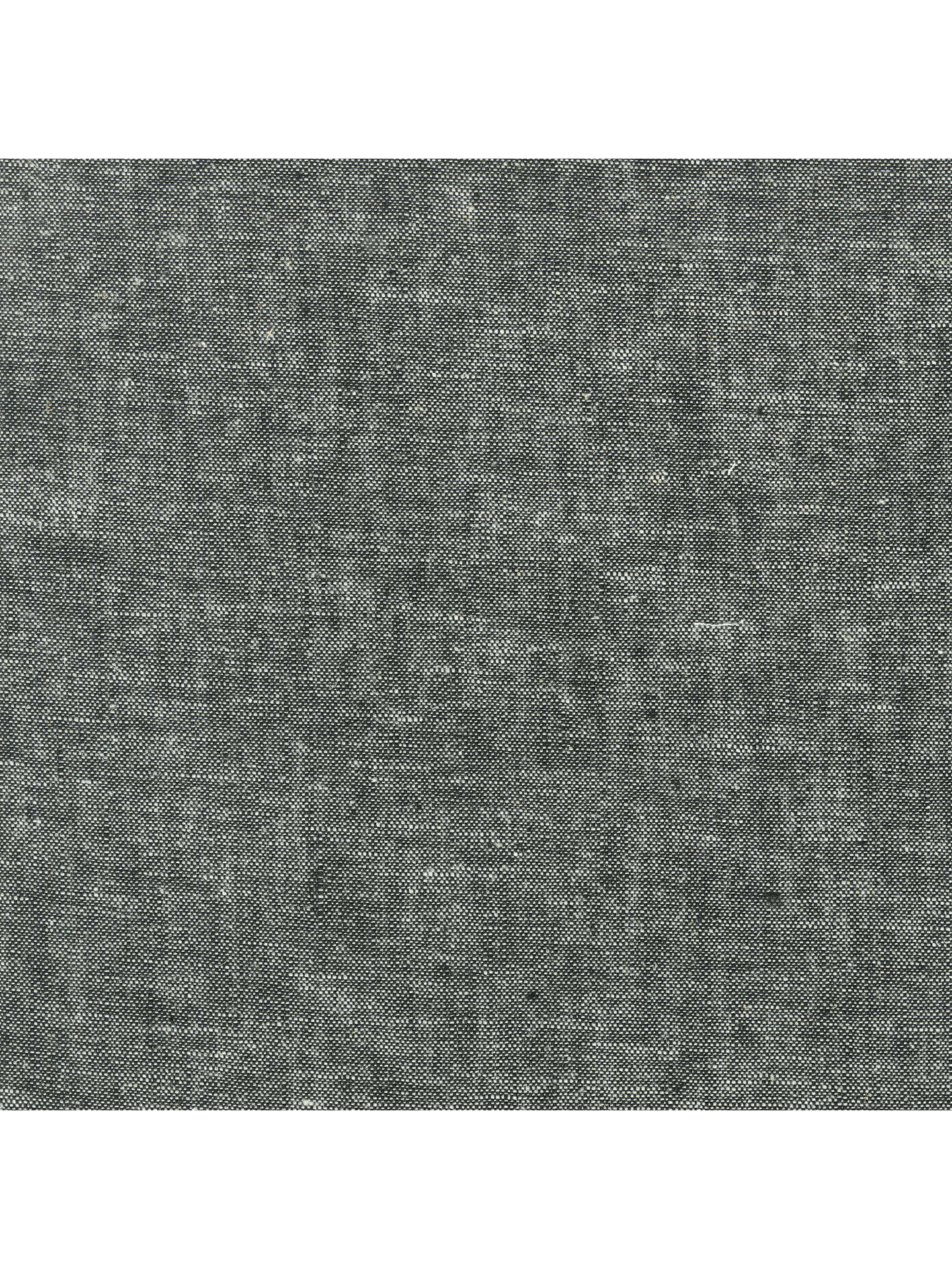 BuyRobert Kaufman Essex Linen Yarn Dye Fabric, Dusty Blue Online at johnlewis.com