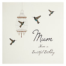 Buy Five Dollar Shake Mum - Have A Beautiful Birthday Card Online at johnlewis.com