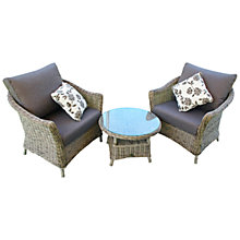 Buy LG Outdoor Saigon Colonial Lounge Duo Set Online at johnlewis.com