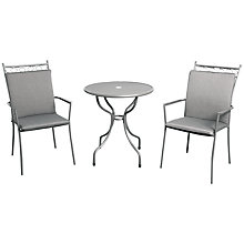 Buy LG Outdoor Richmond 'Tea For 2' Highback Dining Set Online at johnlewis.com