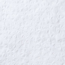 Buy John Louden Batik Bubble Cotton Fabric, White Online at johnlewis.com