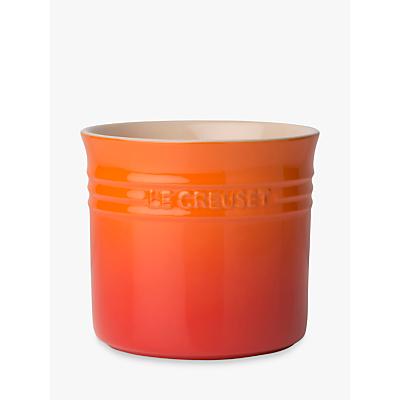Le Creuset Stoneware Utensil Jar, Large