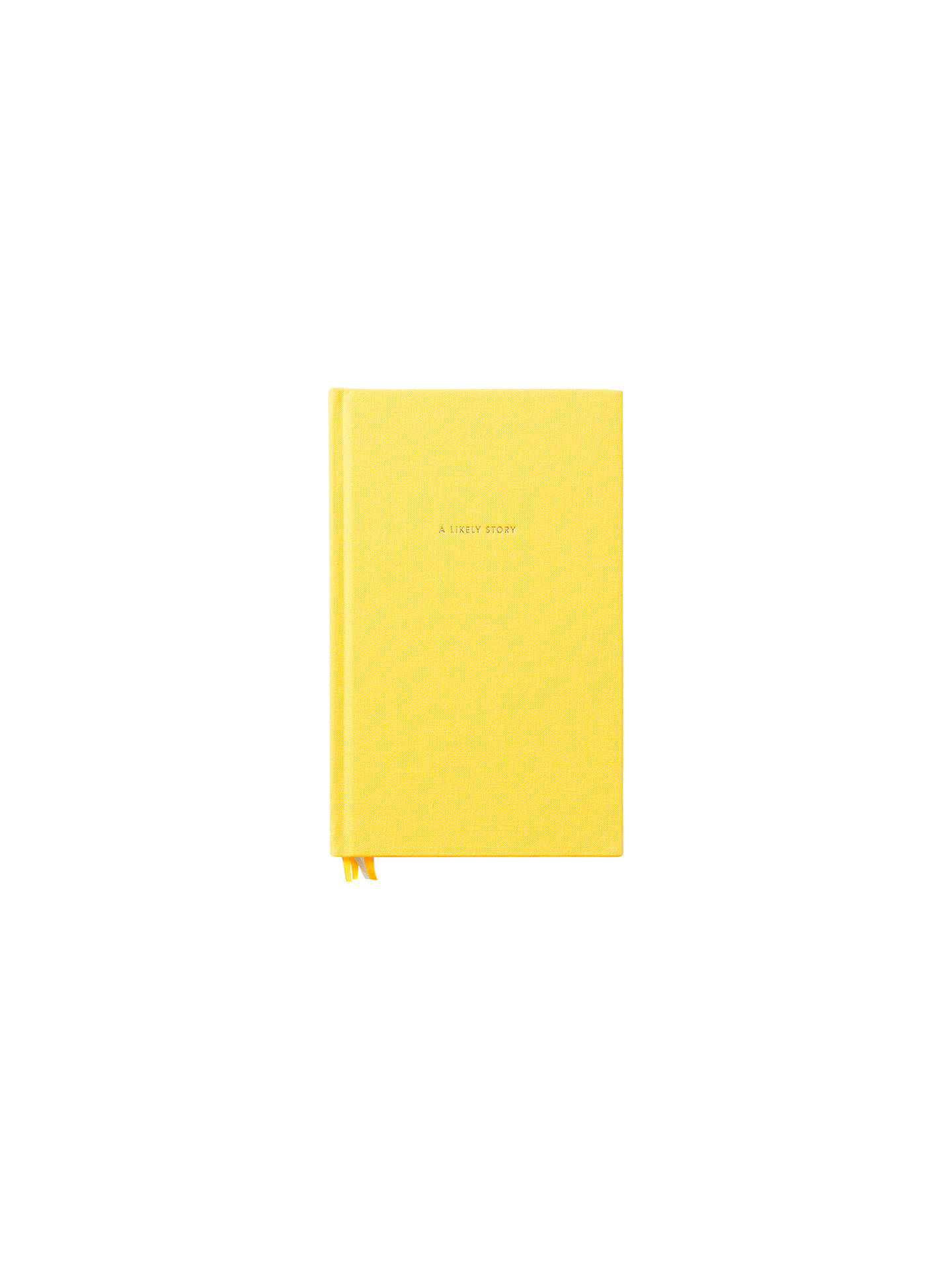 Buy kate spade new york, A Likely Story Notebook Online at johnlewis.com