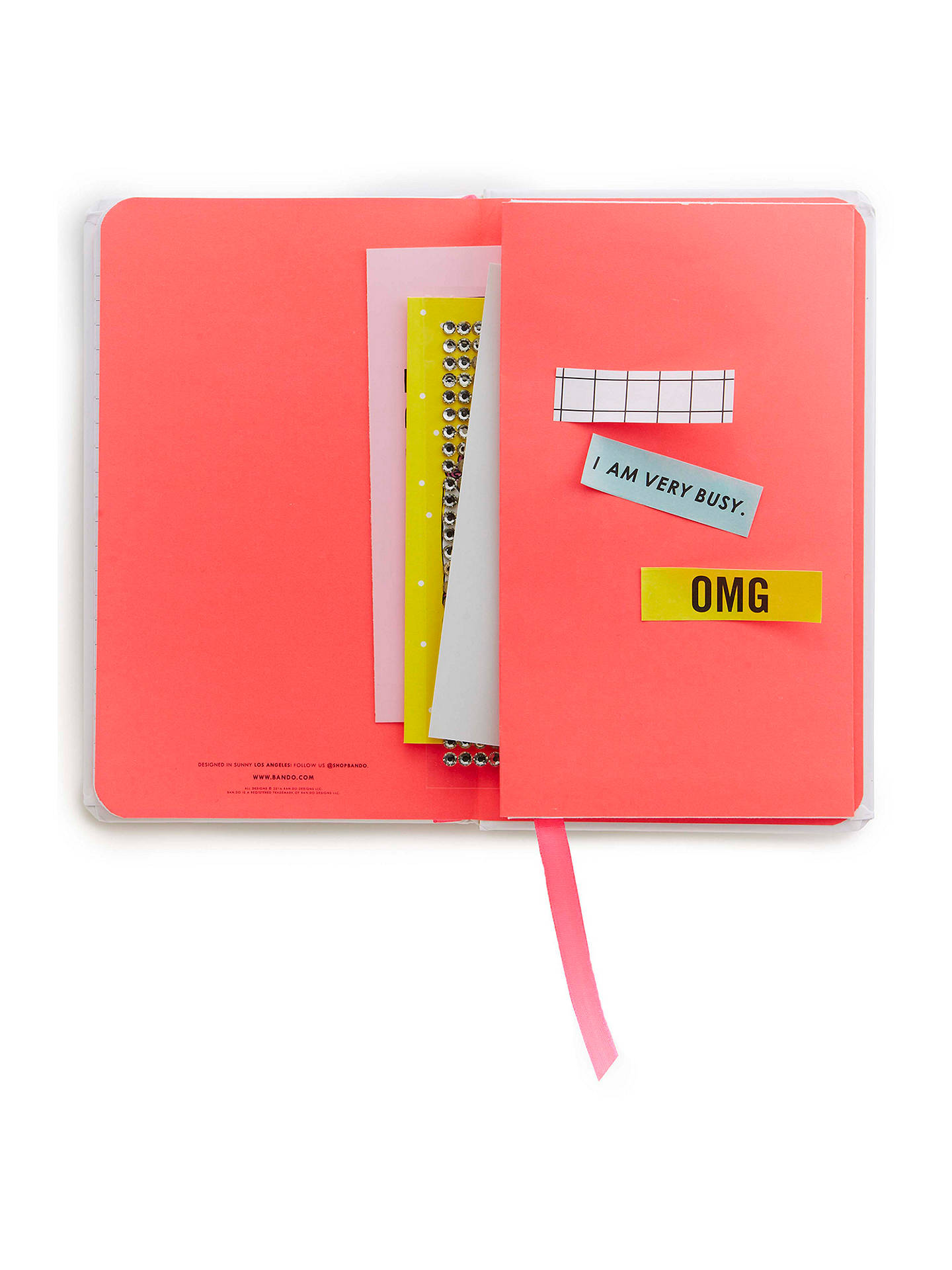 Buy Ban.Do Everything Case Bound Note Book Online at johnlewis.com