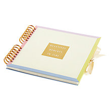 Buy Art File Mirage Spiral Bound Photograph Album Online at johnlewis.com