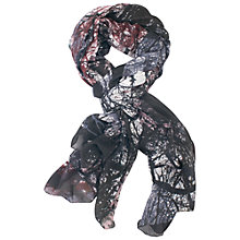 Buy Chesca Abstract Print Scarf, Multi Online at johnlewis.com