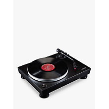 Buy Audio-Technica AT-LP5 USB Turntable With Audacity Software Online at johnlewis.com