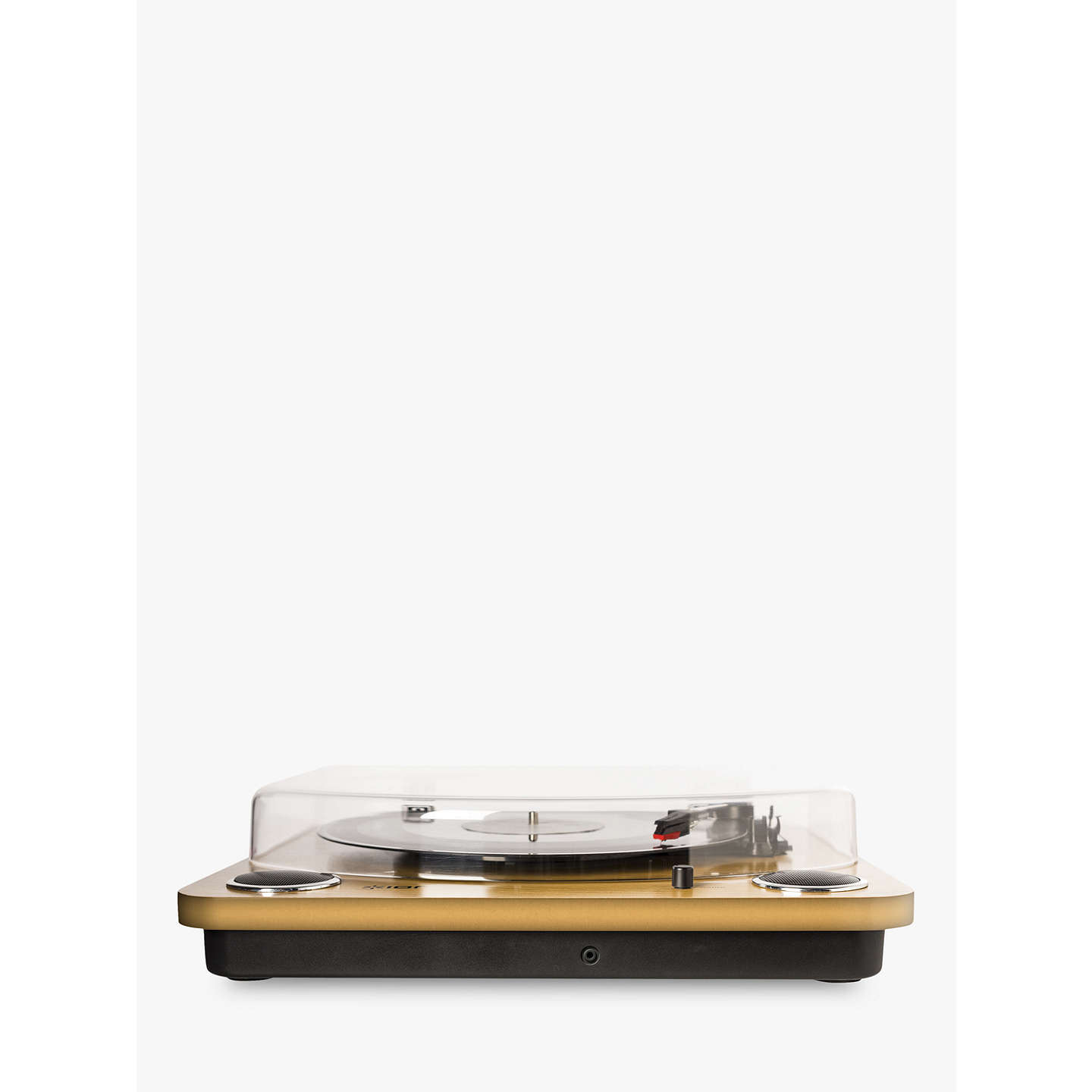 BuyION Max LP Conversion Turntable with Speakers Online at johnlewis.com