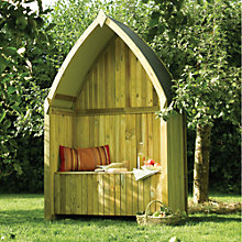 Buy Rowlinson Winchester Arbour, Natural Online at johnlewis.com