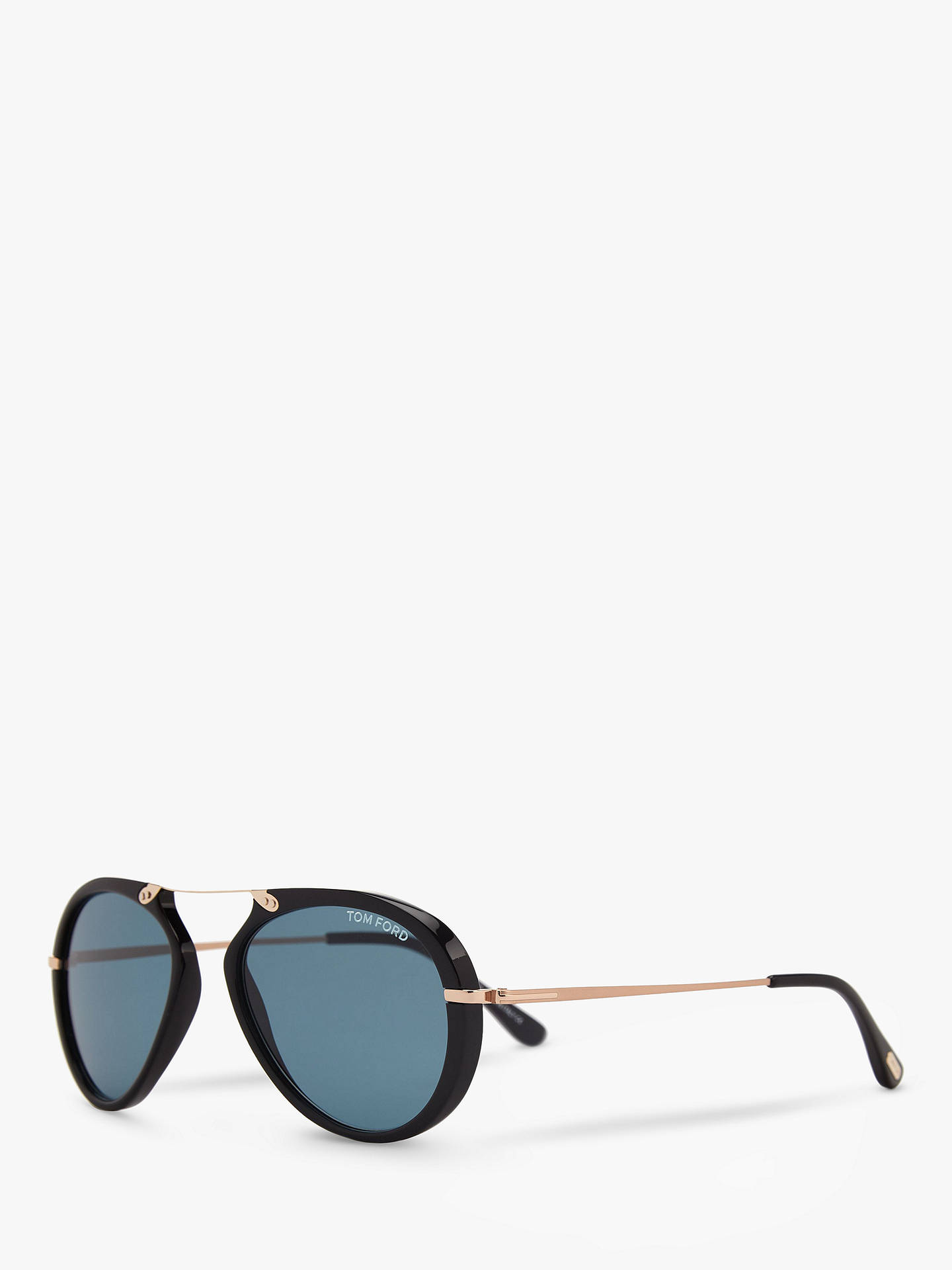7f1d9b6457 Buy TOM FORD FT0473 Aaron Aviator Sunglasses