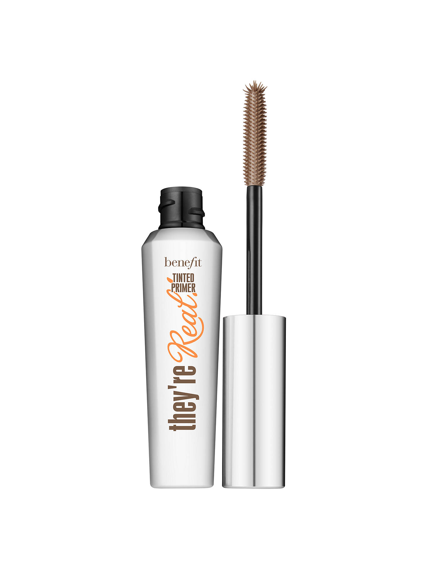 BuyBenefit They're Real Primer Mascara, Brown Online at johnlewis.com