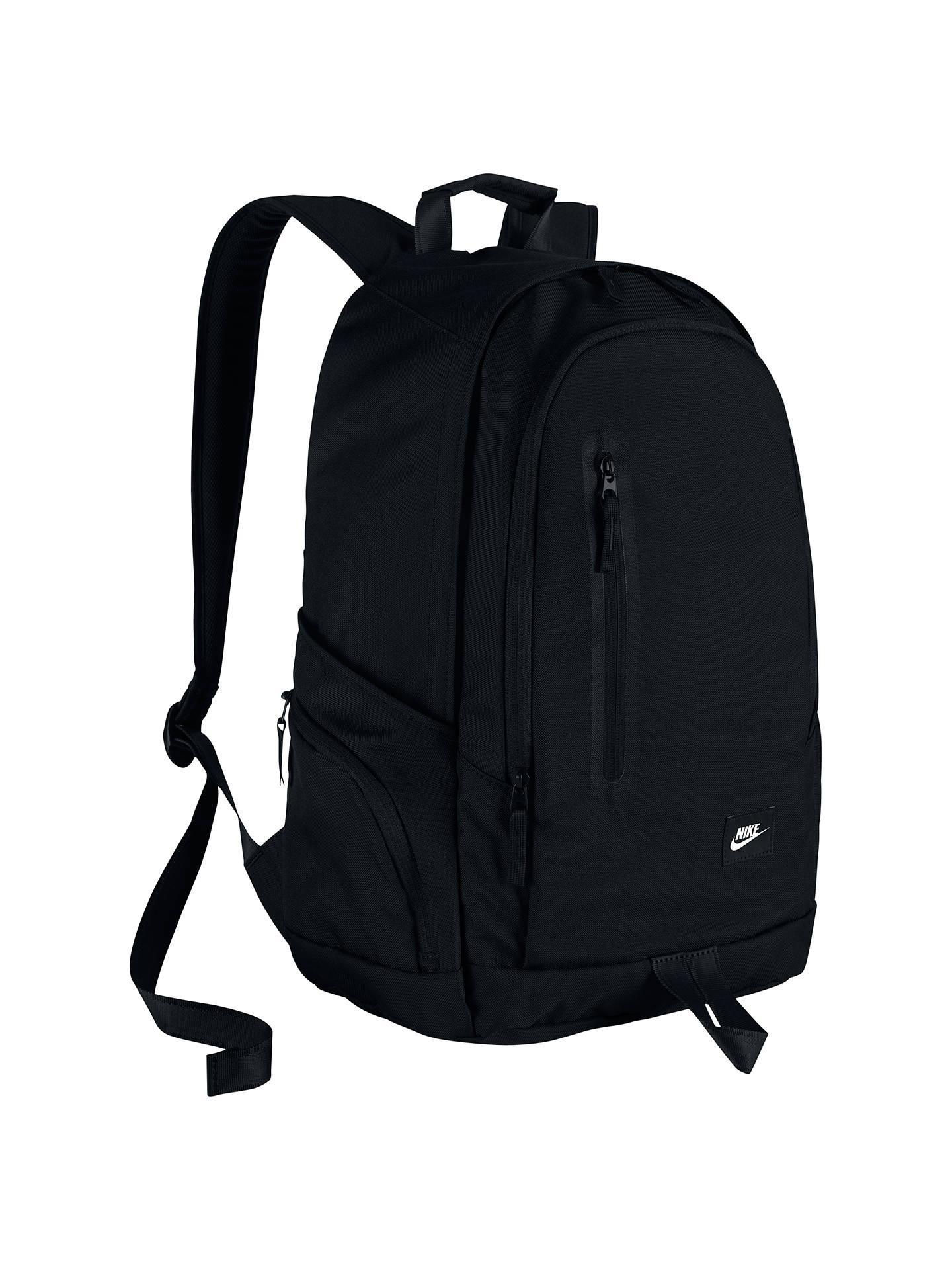a1e3f1a46341 Nike All Access Fullfare Backpack at John Lewis   Partners