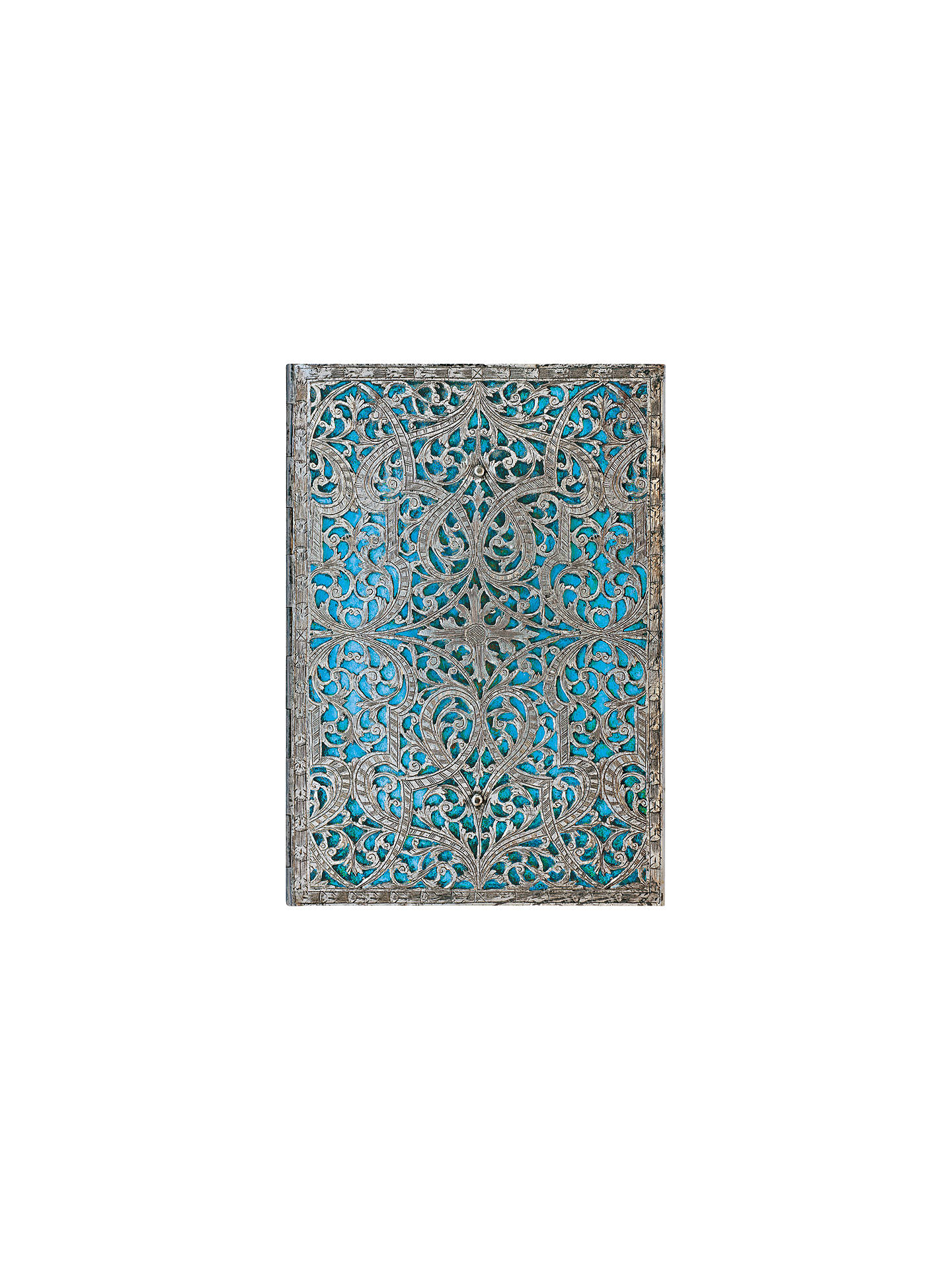 BuyPaperblanks Maya Blue Address Book Online at johnlewis.com