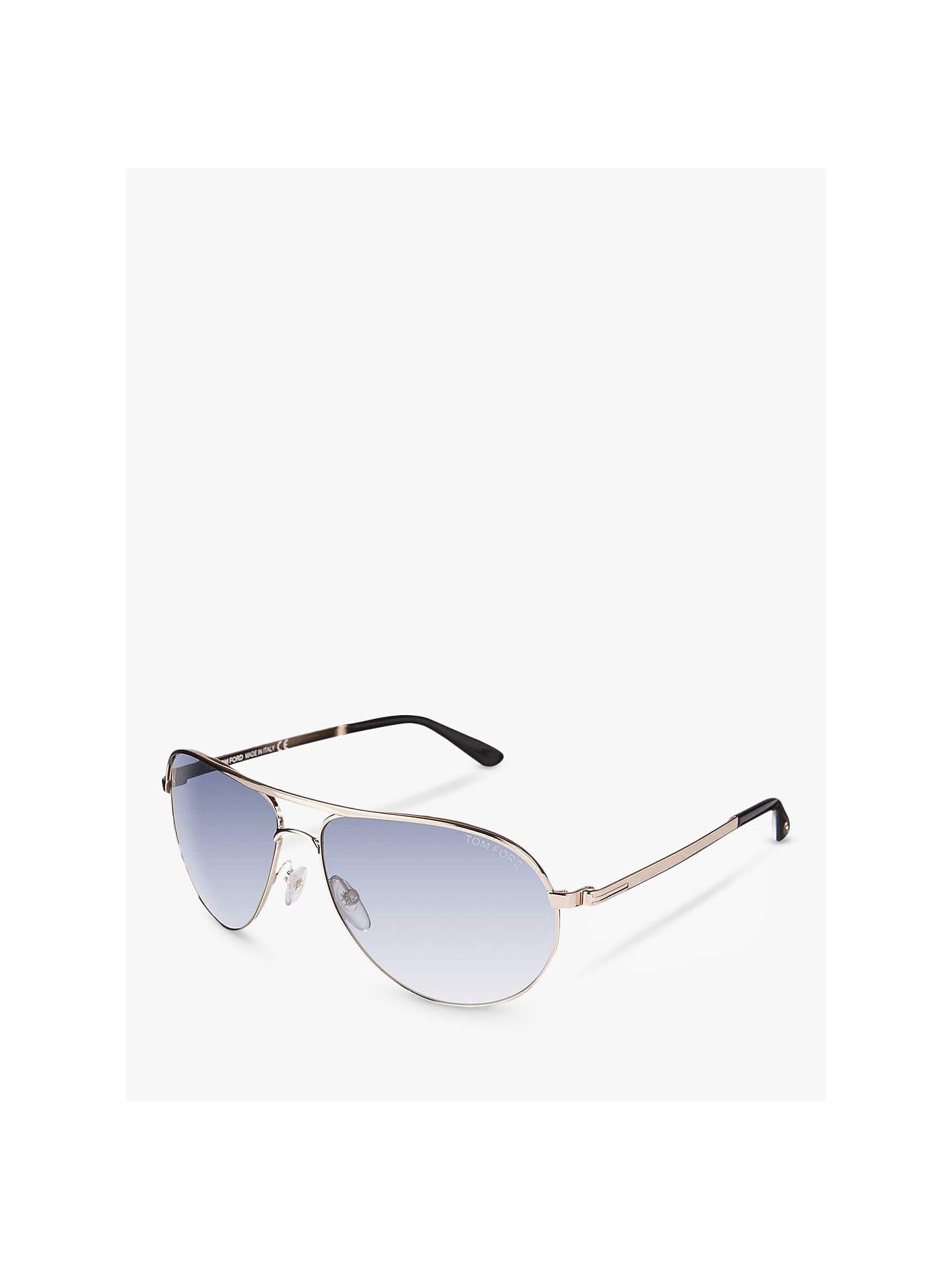 7b1fccea2856d Buy TOM FORD FT0144 Marko Aviator Sunglasses