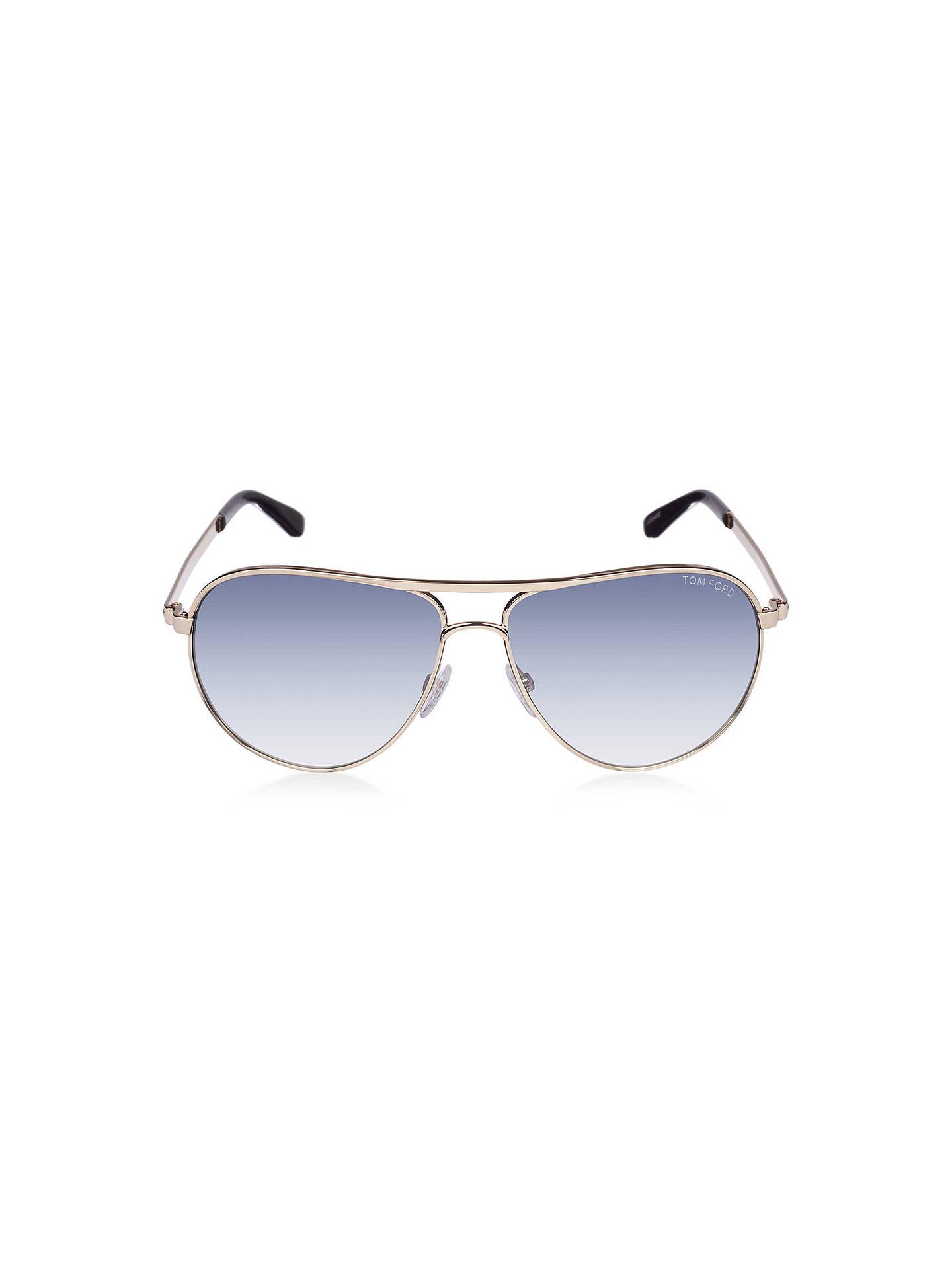 4dde3f3966fc7 ... Buy TOM FORD FT0144 Marko Aviator Sunglasses