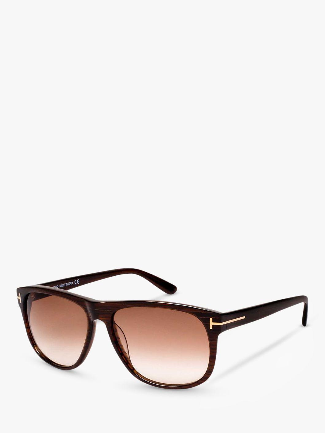 Tom Ford TOM FORD FT0236 Olivier Square Sunglasses