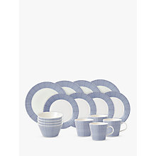 Buy Royal Doulton Pacific China Set, 16 Piece Online at johnlewis.com