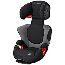 Buy Maxi-Cosi Rodi Air Protect Group 2/3 Car Seat, Origami Black Online at johnlewis.com