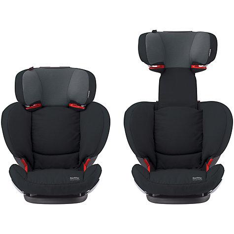 buy maxi cosi rodifix air protect group 2 3 car seat black raven john lewis. Black Bedroom Furniture Sets. Home Design Ideas