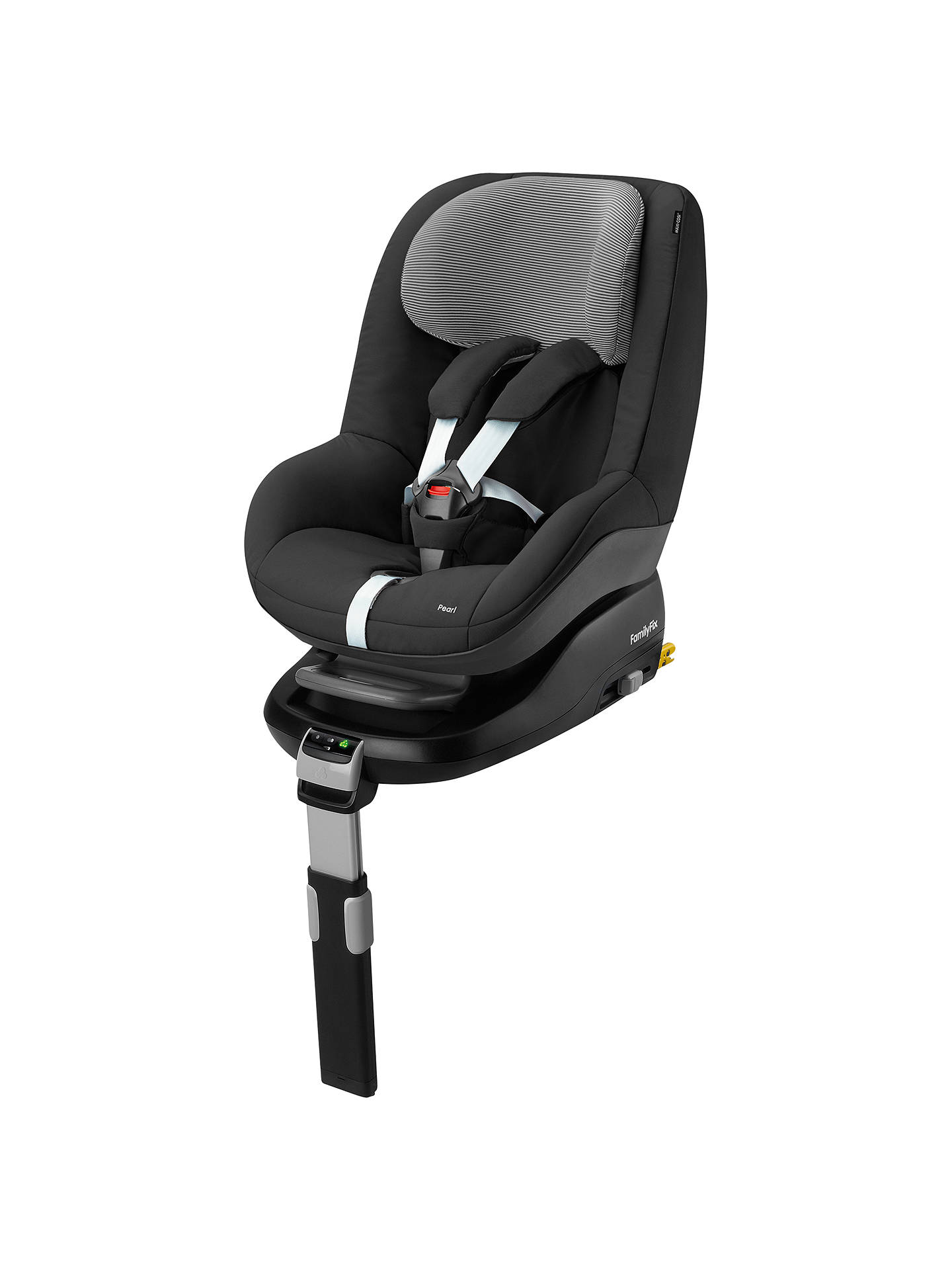 maxi cosi pearl group 1 car seat black raven at john. Black Bedroom Furniture Sets. Home Design Ideas