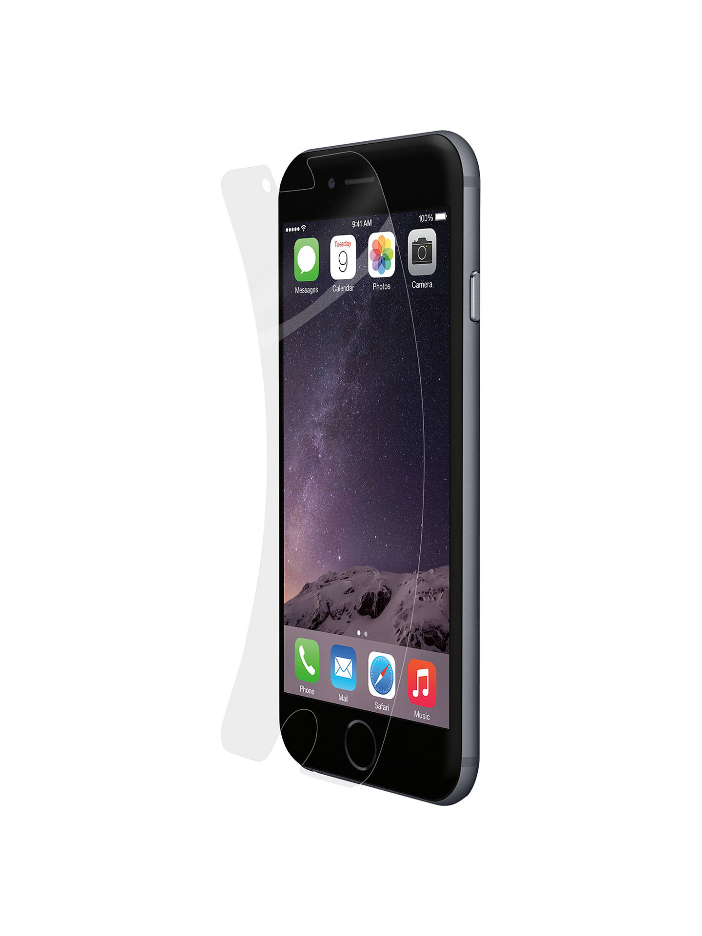 BuyBelkin TrueClear Transparent Screen Protector for iPhone 6 Plus/6s Plus Online at johnlewis.com