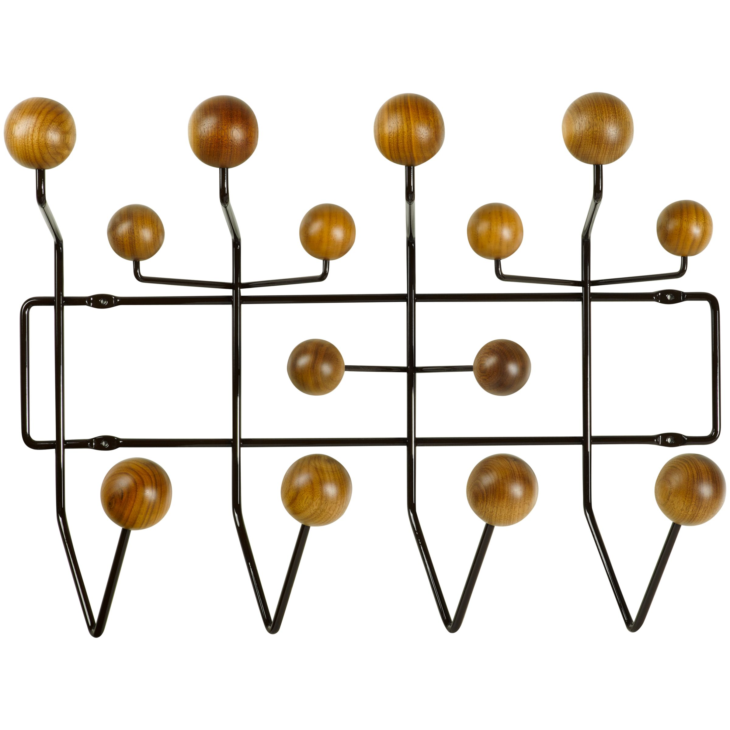 Vitra Vitra Eames 'Hang it All' Wall Rack