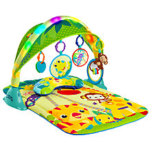 Buy Bright Starts Lights & Giggles Activity Gym Online at johnlewis.com