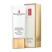 Buy Elizabeth Arden Flawless Start Instant Primer, 30ml Online at johnlewis.com