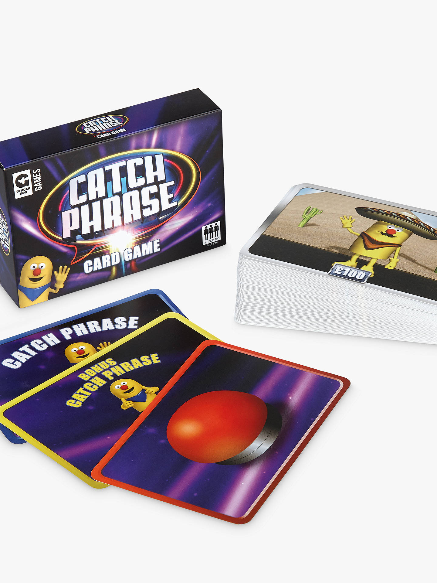 BuyCatchphrase Card Game Online at johnlewis.com