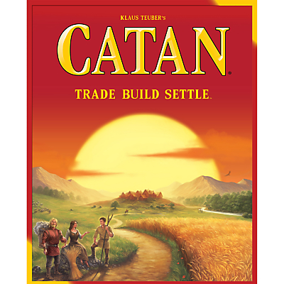 Settlers Of Catan Game 2015 Edition