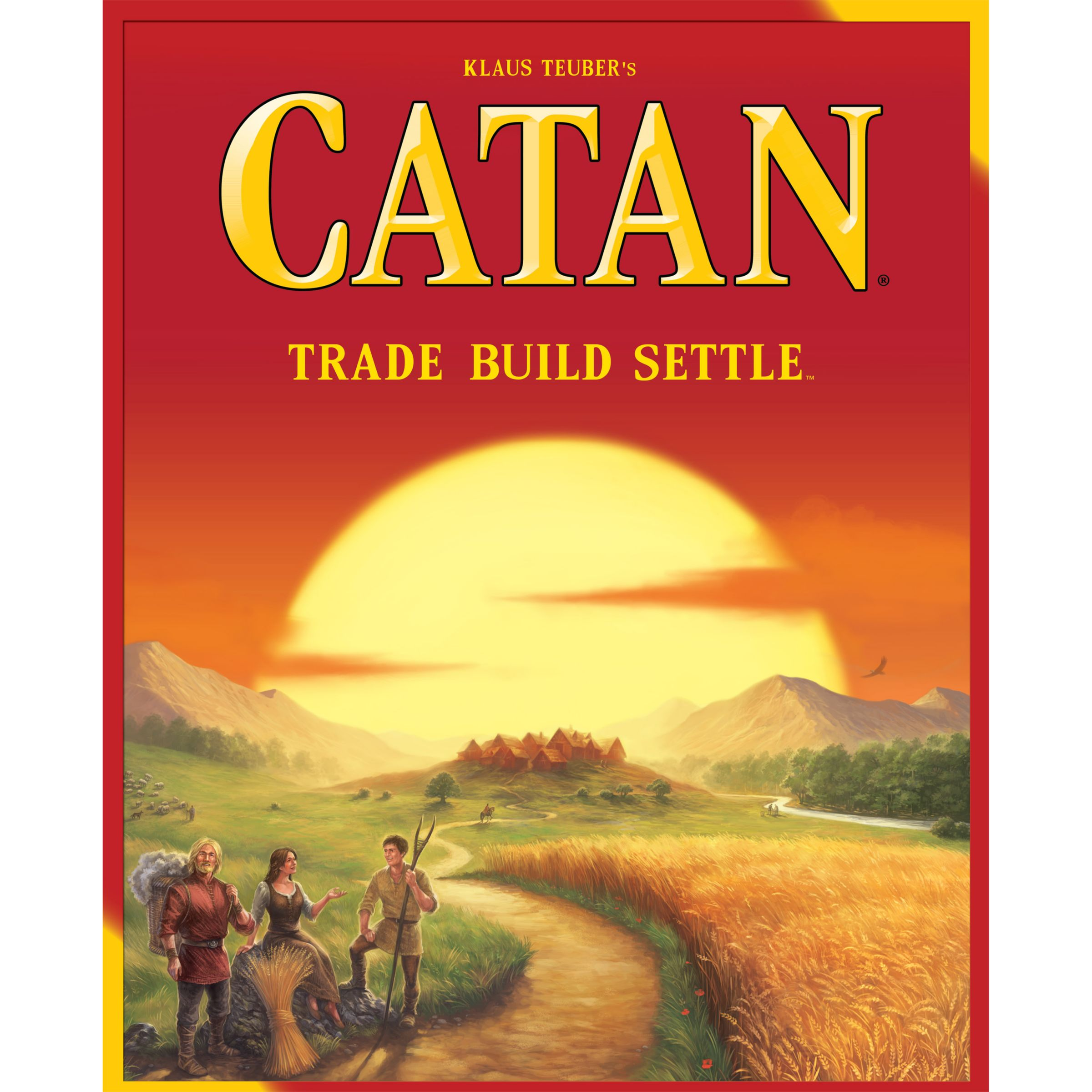Esdevium Settlers Of Catan Game 2015 Edition