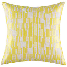 Buy Kas Ruri Cushion, Gold Online at johnlewis.com