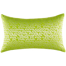 Buy Kas Minna Cushion, Lime Online at johnlewis.com