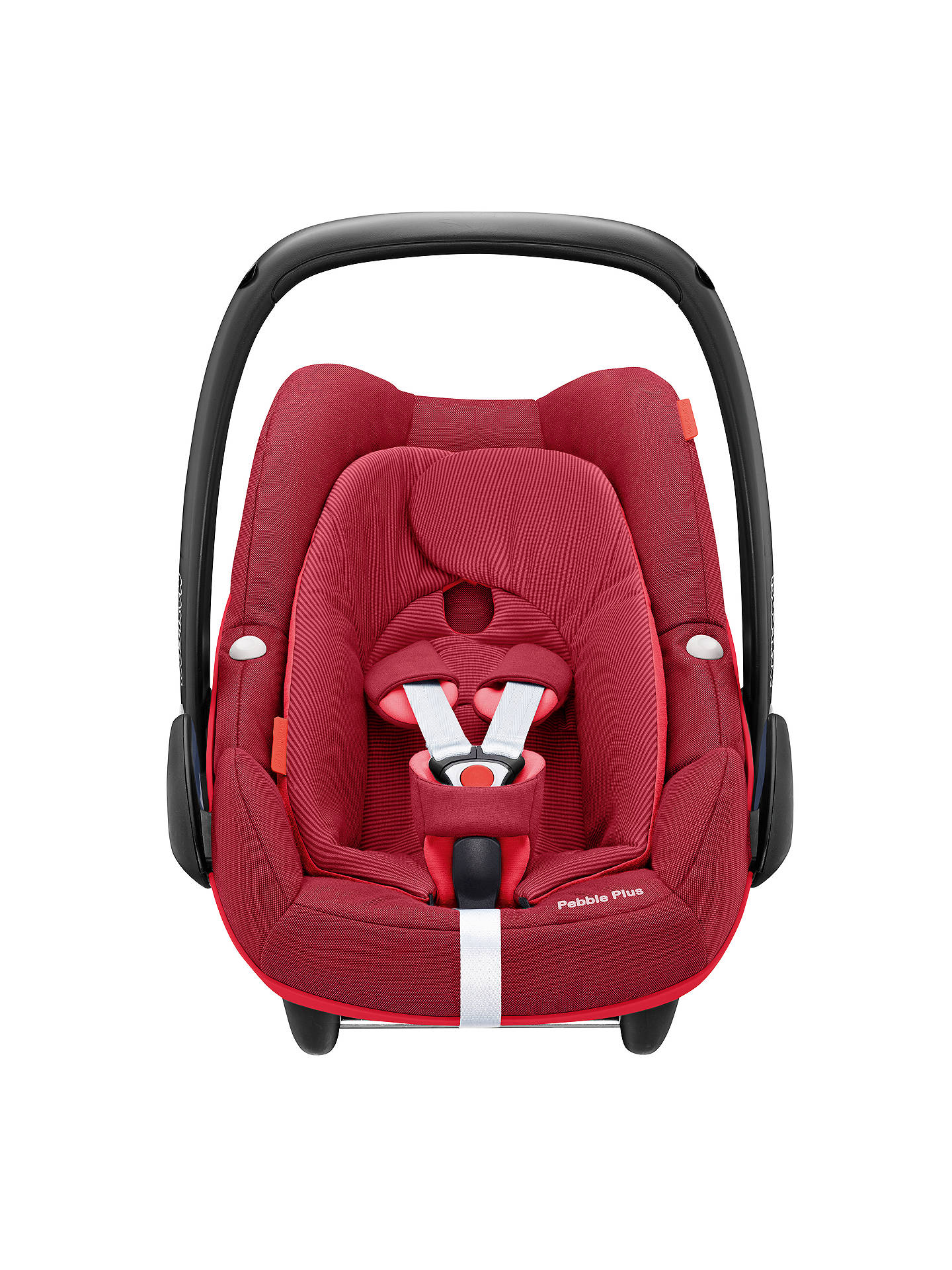 Maxi Cosi Pebble Plus I Size Group 0 Baby Car Seat Robin Red At