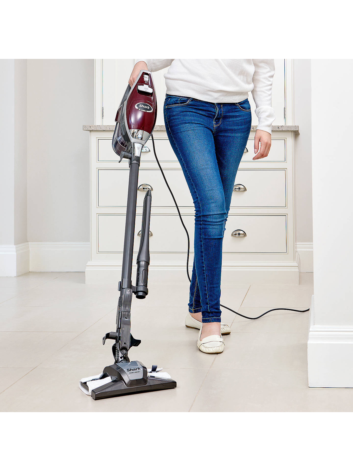 Buy Shark HV320UKT Rocket Ultra Light True Pet Vacuum Cleaner Online at johnlewis.com