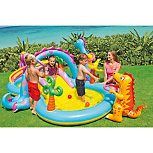 Buy Intex Dinoland Play Centre Online at johnlewis.com