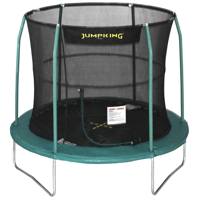 JumpKing 8ft Classic Combo Trampoline At John Lewis