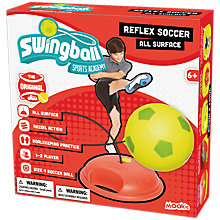 Buy Mookie Toys Reflex Football Swingball Online at johnlewis.com