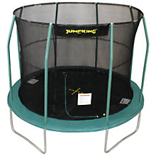 Buy JumpKing 10ft Classic Combo Trampoline Online at johnlewis.com