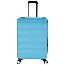 Buy Antler Juno 4-Wheel 68cm Medium Suitcase Online at johnlewis.com